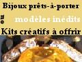 Bijoux en kit