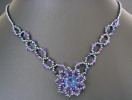 Crystal bead necklace kit