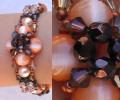 kit de bracelet en perles de cristal
