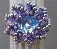 bague en kit perles de cristal