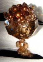 Notice bague en perles Sark Golden