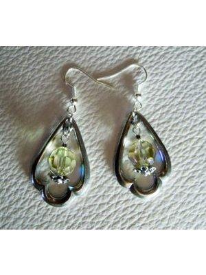 Boucles d'oreilles Gothique Luminous