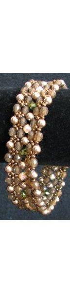 Notice bracelet Latitude Oligolden
