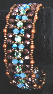 Bracelet Bounty Pacific cuivre en kit