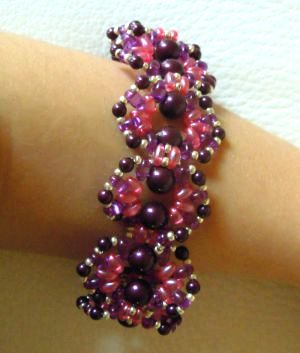 Bracelet Coquet Blackberry en kit