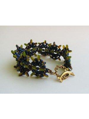 Bracelet Indiana Olivine