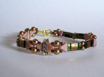 Bracelet Khéops aux 3 ors en kit