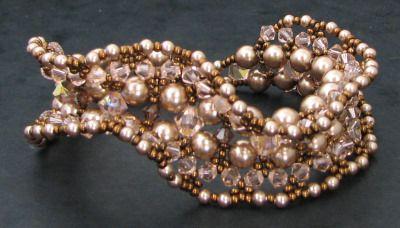 Bracelet Mauri Pêche en kit