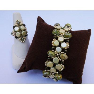 Bracelet Mielos Vanille en kit