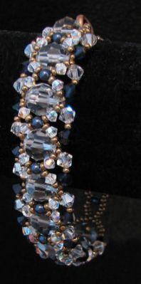 Bracelet Oriane Nuit en kit