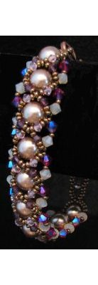 Bracelet Oriane Violaine