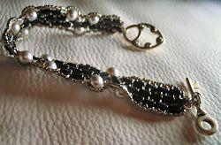 Notice Bracelet Rulladia Noir/gris