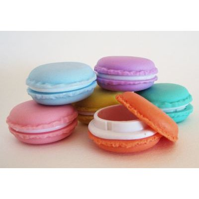 Ecrin Macaron couleur pastel