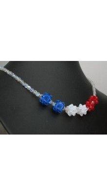 Collier en boules de perles France