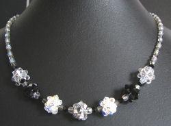 collier perle swarovski