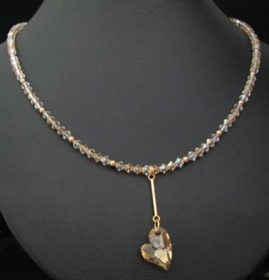 Collier Devoted 2 You Golden