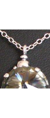 Collier pendentif Black Diamond