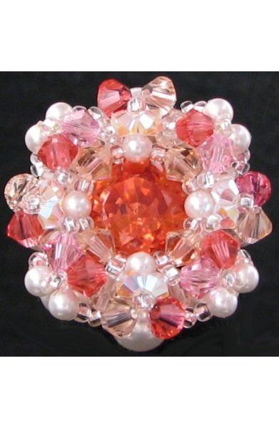Kit bague Andros Corail
