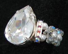 Kit bague Avalon Goutte de cristal