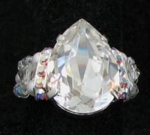 Kit bague Avalon Goutte de cristal