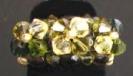 Kit bague Ceuta Olivine