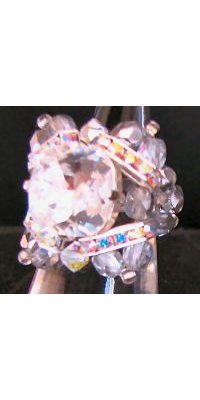 Kit bague Guernesey Cristalia