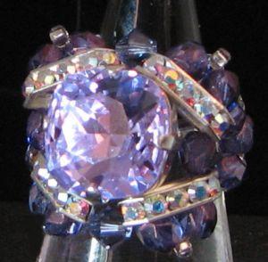 Kit bague Guernesey Violet
