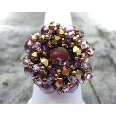 Kit bague ios Lilac