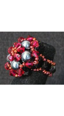 Kit bague Kerguelen ruby