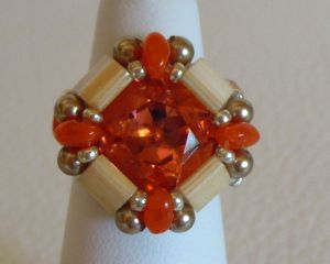 Kit bague Tila Cub Orange