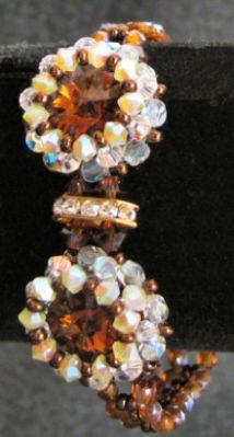 Kit bracelet Giraglia marron fumé