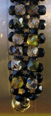 Kit bracelet Kanak noir
