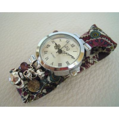 Kit montre bracelet Liberty Prune