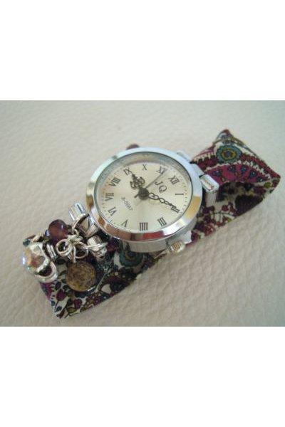 Kit montre bracelet Liberty Prune