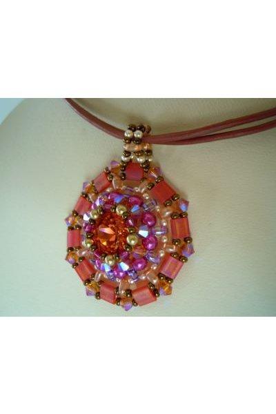 Kit pendentif Twina Pinky