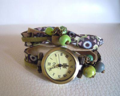 bracelet montre Liberty