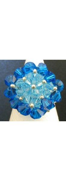 Notice de bague adelaide bleue