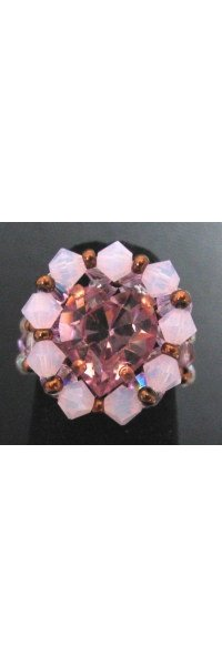 Notice de bague aphrodite violet opa
