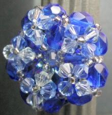 Notice de bague tenerife bleue