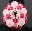 Notice de bague vanua quartz rose