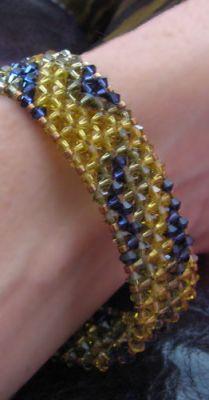 Notice pour bracelet bandeau Olivine