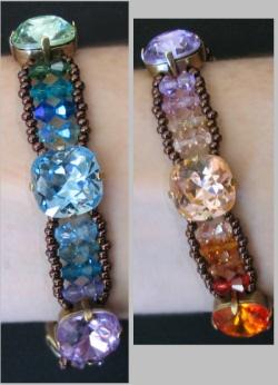 Notice de bracelet celestia bronze