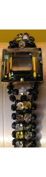 Notice de bracelet kanak noir tabac
