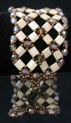 Notice de braceletTila tressé beige