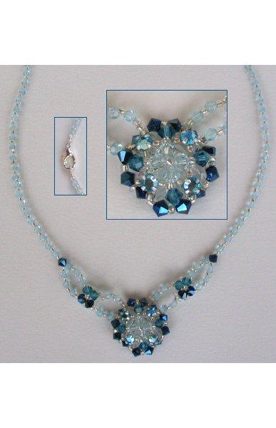 Notice de collier addison bleu