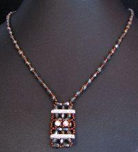 Notice du collier Gothica bronze