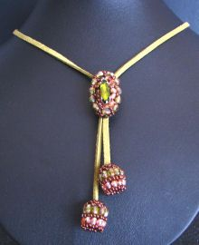 Notice du collier Tubai Olivine