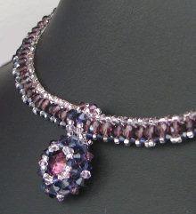 Notice pendentif Shetland Very Purple