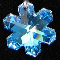 Suspension en kit Flocon de cristal