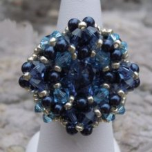 Bague en kit Andros Denim